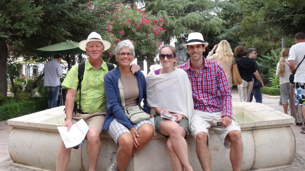 Visite du Canada: Nèj et Pierre