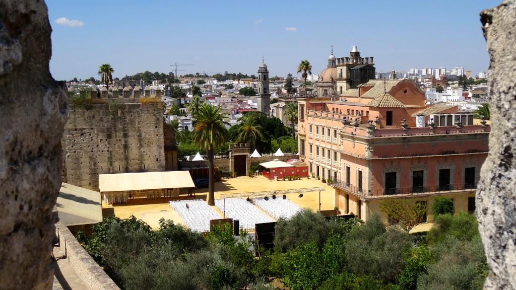Jerez de la Frontera: l'Alcázar