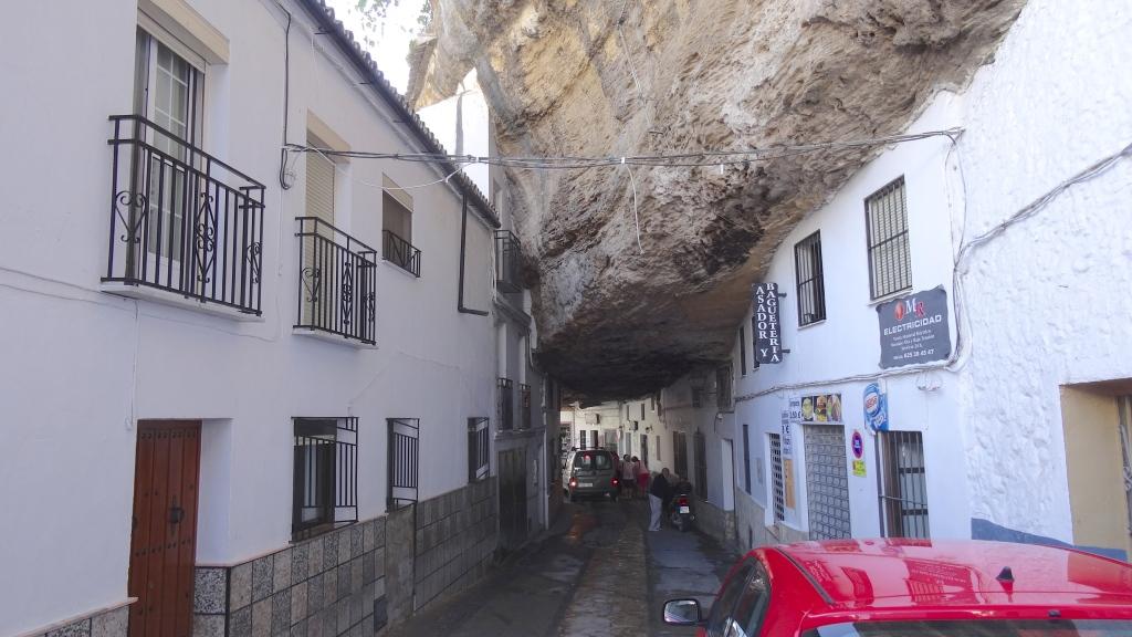 Le village troglodytique de Setenil De Las Bodegas