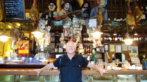 """Bar à Tapas """"La Moneda"""""""