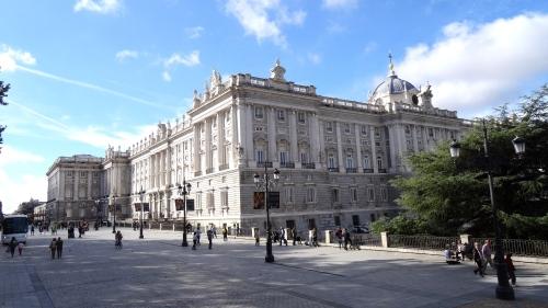 Palais royal de Juan Carlos I