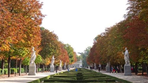 "Parque El Retiro; le ""Central Parc"" de Madrid"