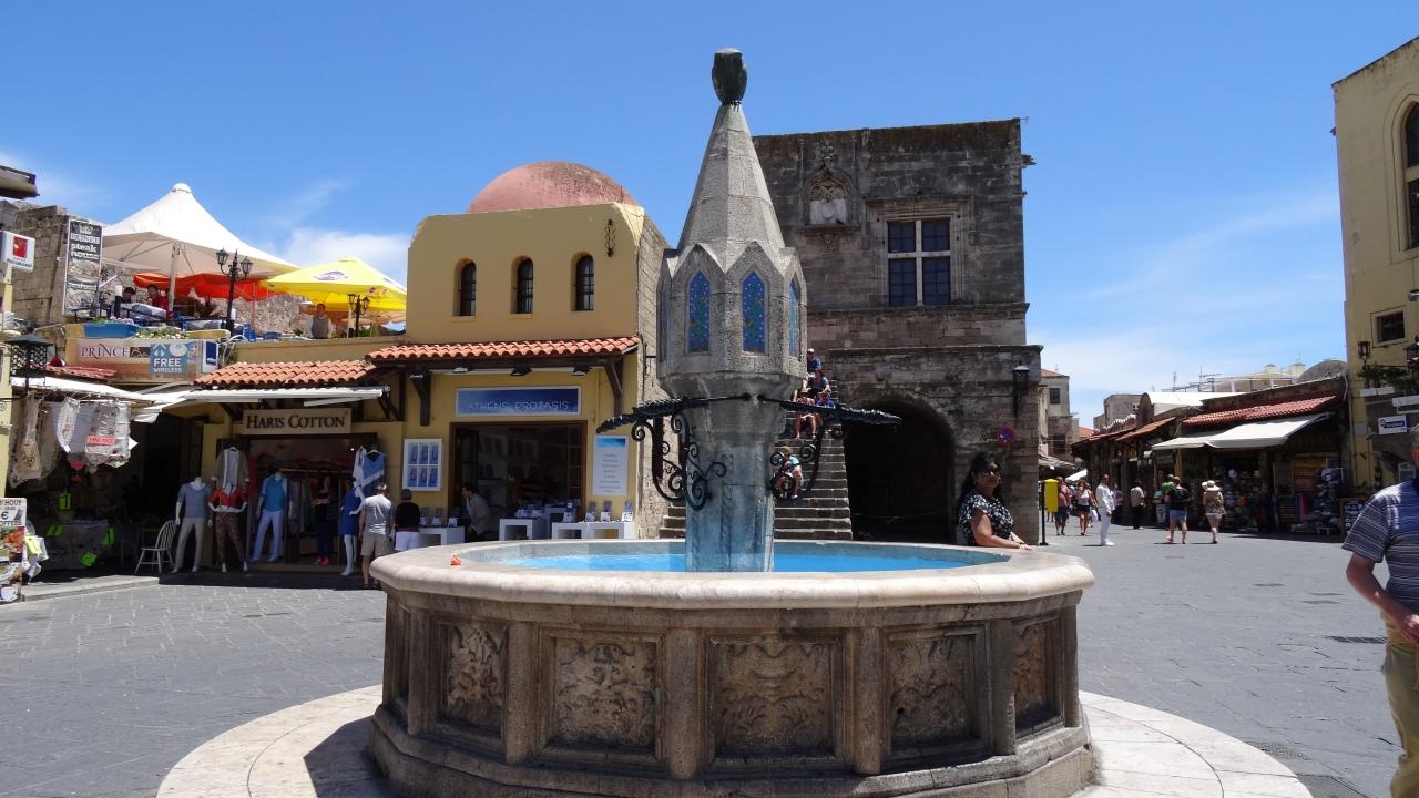 Rhodes: Cité médiévale