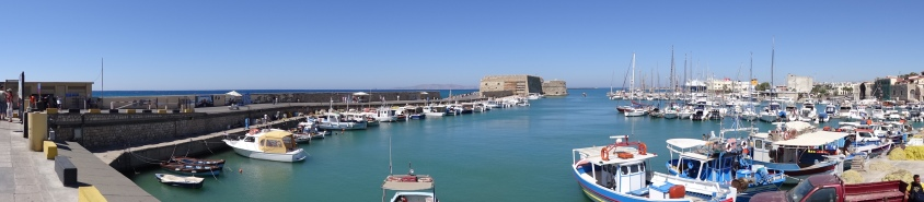 Port vénétien d'Hérakion
