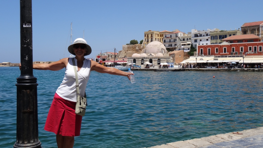 Port vénitien de Chania