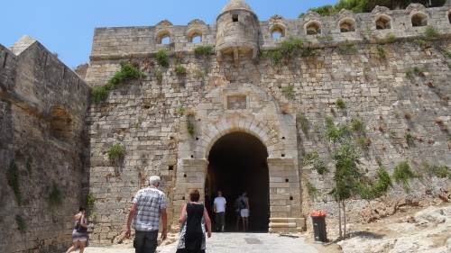 Forteresse ottomane de Rethymno Ottoman Fortress