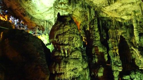 Grotte de Zeus Cave