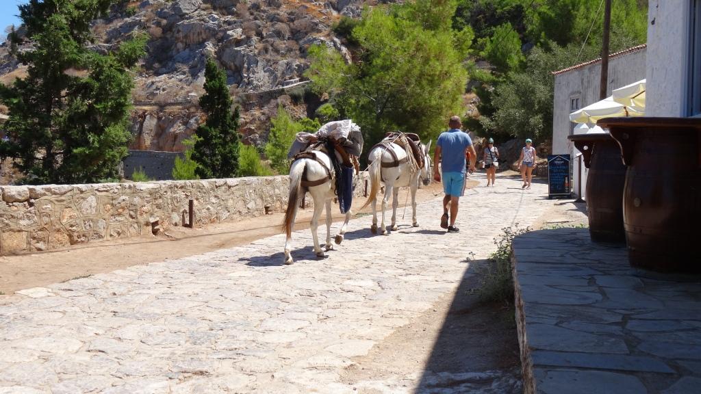 Sentier reliant les villages / Village to Village pathways