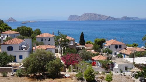 Village de Vlychos Village