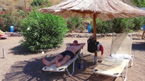 """Sieste de mer"" / Beach Nap !"