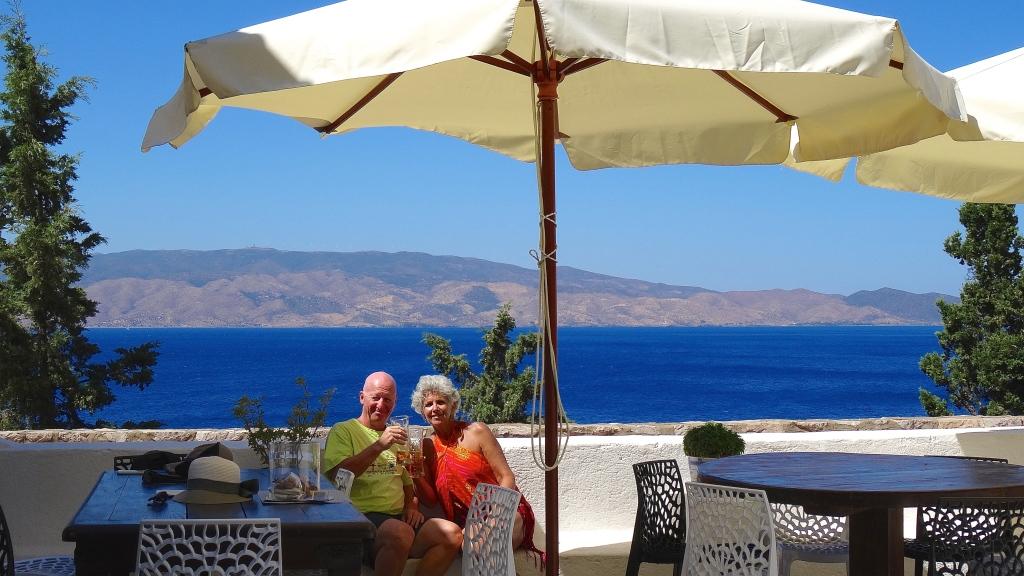Resto sur le récif / Restaurant on the Reef