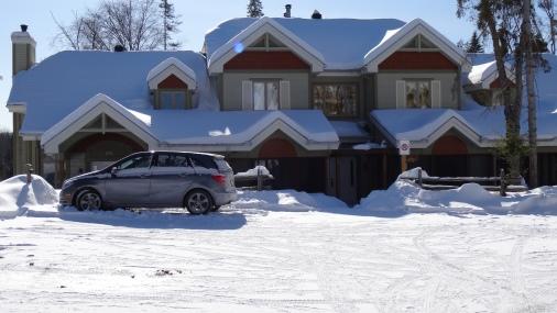 Chalet-condo du Domaine Rabaska Cottage