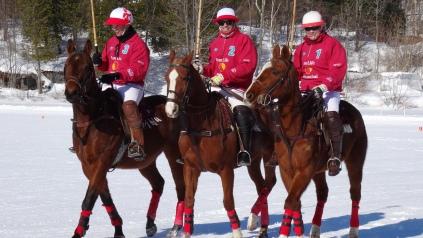 L'équipe canadienne / The Canadian Team