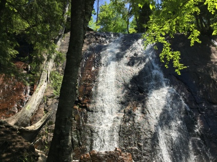 Chutes en montagnes / Water falls in the mountain