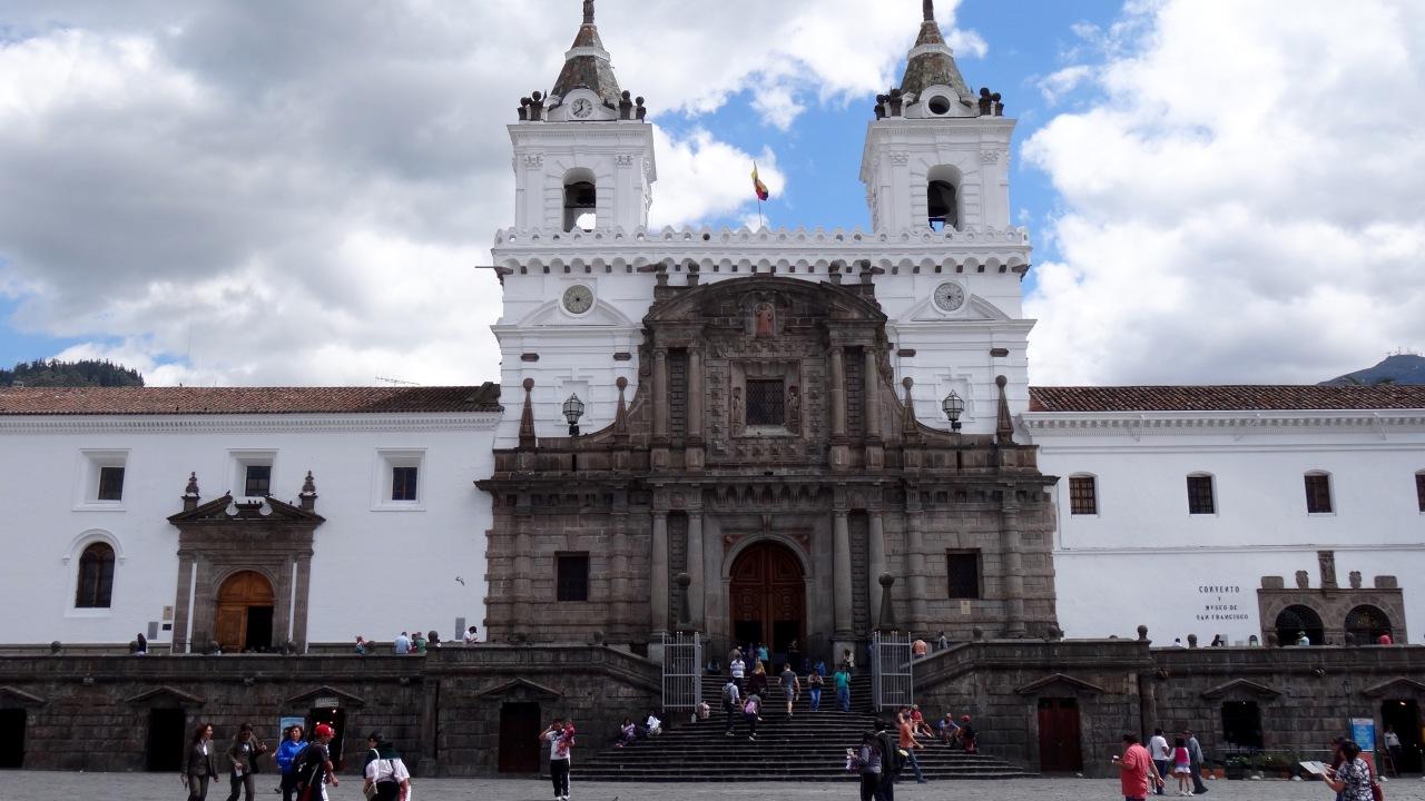 Équateur, «La Mitad del Mundo» !