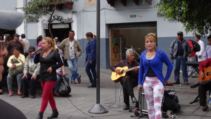 Spectacle de rue / Street Show