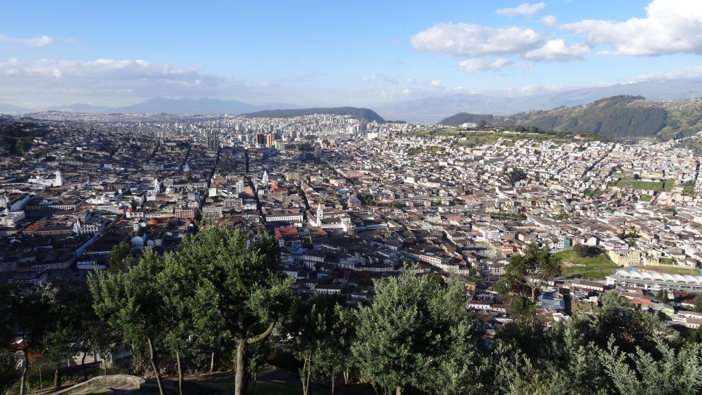 Capitale de l'Équateur, QUITO, Ecuador's Capital