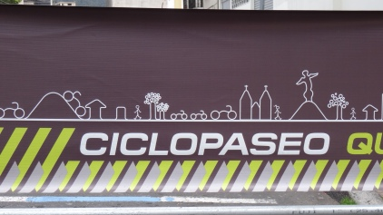 Le Tour cycliste dominical de Quito, CICLOPASEO, The Quito City Sunday Bike Tour