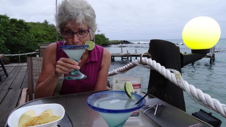 """5à7 au """"bar"""" de la mer / Happy Hour on the """"Dock of the Bay"""""""