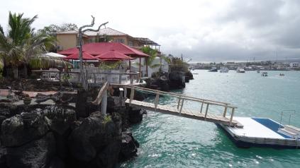 Maison du port / House alongside the port
