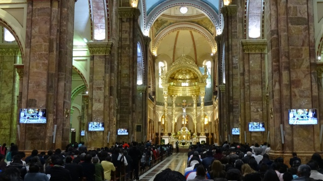 """Cathédrale """"Inmaculada Concepción"""" Cathedral"""