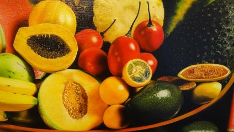 Les fruits et légumes sont savoureux / Fruits and vegetables are tasty