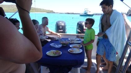 Festin du capitaine / Captain's feast