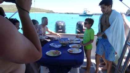 Festin du capitaine / Captain's feast