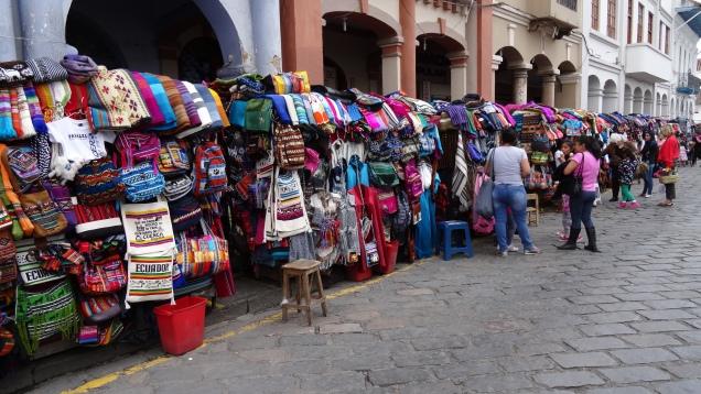 Vendeur de rue / Street seller