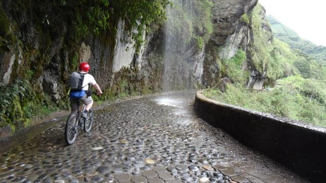 Ruissellement de la montagne / Runoff from the Mountain