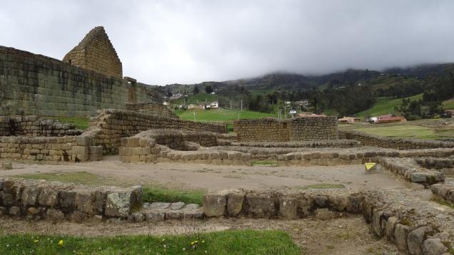 Site archéologique Ingapirca Archeological Site