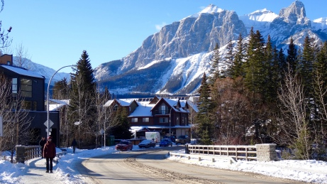 Canmore Old Town