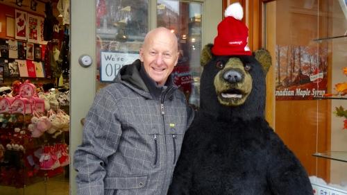 The Black Bear, The City Symbol
