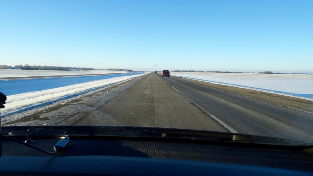 Les Prairies au Manitoba