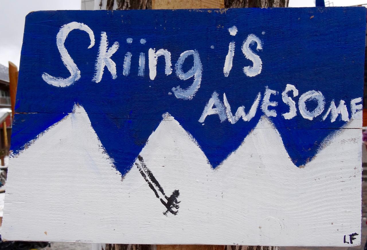 Skier les Rocheuses (2) … en Colombie-britannique !