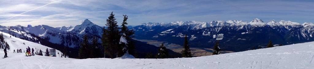 "Revelstoke Mountain, ""The Most Vertical in North America"""