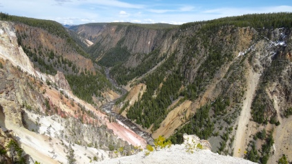 Yellowstone Canyon
