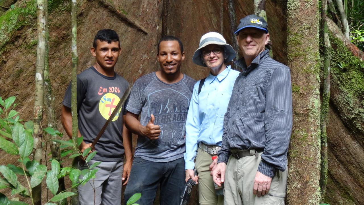 Expédition dans la Jungle amazonienne (2)…