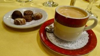 Café, chocolat ... mix exquis !