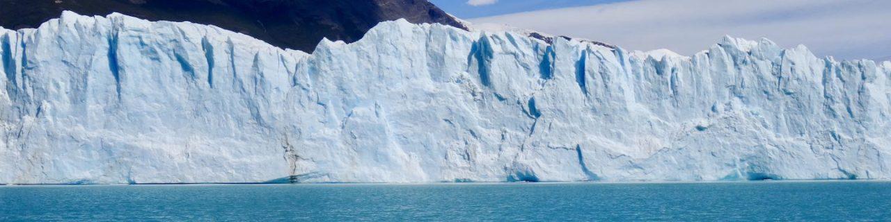 Perito Moreno, les «Glaciers Bleus»