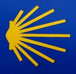 Logo des Chemins de Compostelle