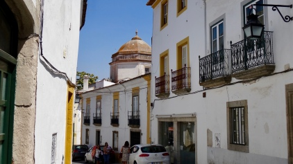 Village blanc d'Evora