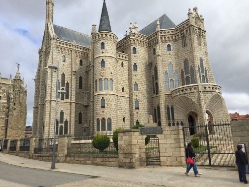 Palais Épiscopal d'Astorga