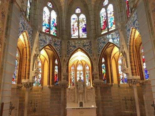 Chapelle intérieure
